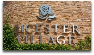 Bicester Village Retail Outlet